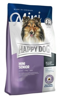 Happy Dog Mini Senior 23/10