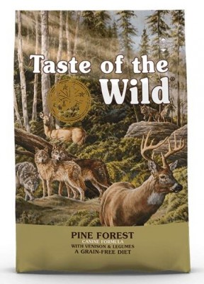 Taste of the Wild Pine Forest 28/15