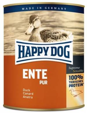 Happy Dog Ente Pur Kachna