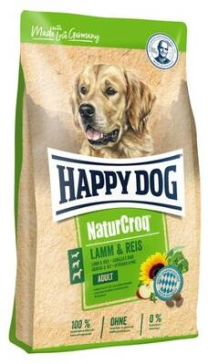 Happy Dog NaturCroq 22/9 LAMM & REIS