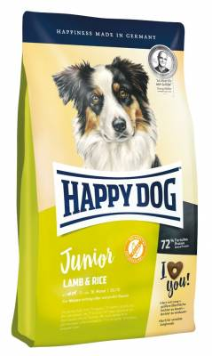 Happy Dog Junior Lamb & Rice 26/13