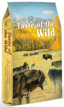 Taste of the Wild High Praire Canine 32/18