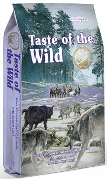 Taste of the Wild Sierra Mountain Canine 25/15