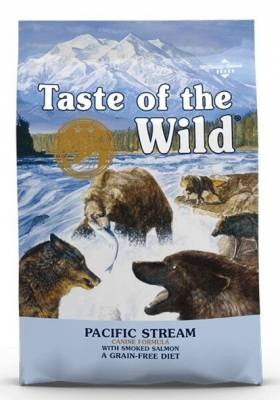 Taste of the Wild Pacific Stream Canine 25/15