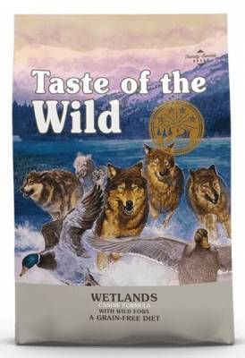 Taste of the Wild Wetlands Canine 32/18